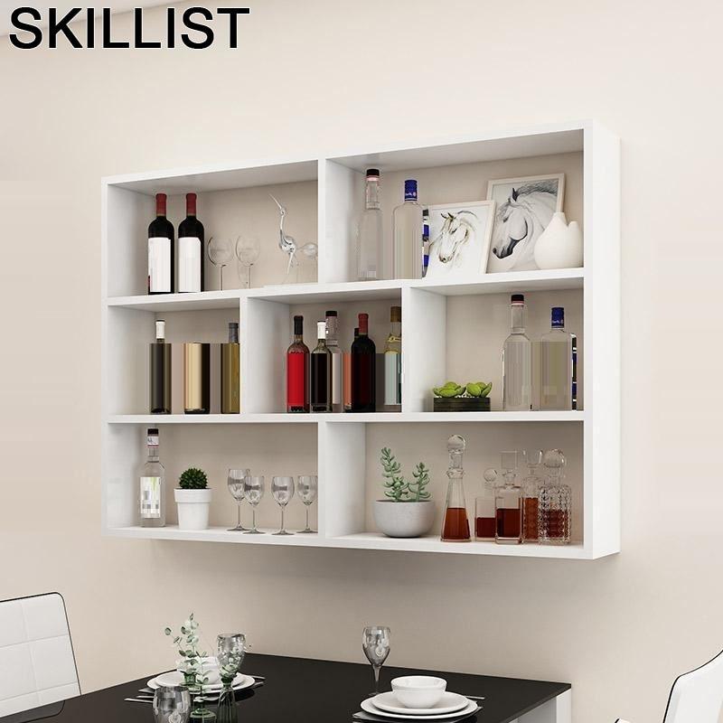 Casa Meuble Shelves Dolabi Table Cristaleira Salon Vetrinetta Da Esposizione Commercial Mueble Bar Furniture Shelf Wine Cabinet