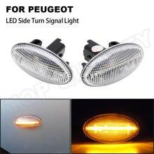 Светодиодный боковой габаритный фонарь без ошибок лампы для
