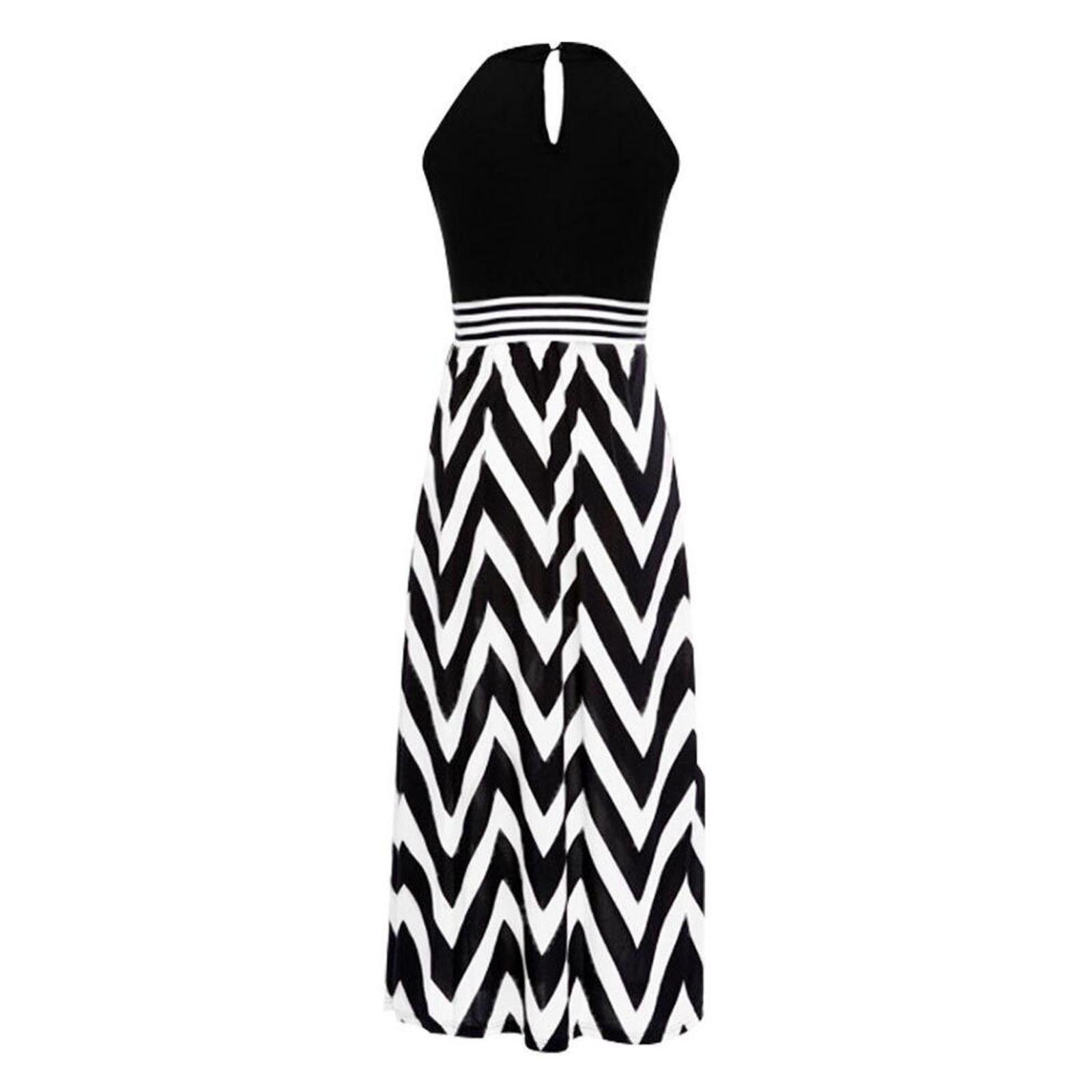 Women New Summer Long Maxi Dress 4