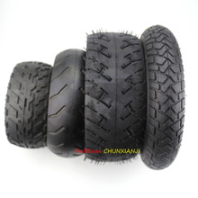 54-152(10x2)Tyre with Inner Tube  180x70 Solid Tyre/200x70/75-65-8 Tubeless Tire /For Electic Scooter Motorcycle ATV Moped Parts