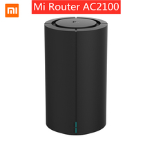 Xiaomi Mi Router AC2100 Dual Frequentie Wifi 128 Mb 2.4 Ghz 5 Ghz 360 ° Dekking Dual Core Cpu Game remote App Controle Voor Mihome