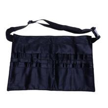 Makeup-brush Bag Black Apron Belt Professional PVC Makeup
