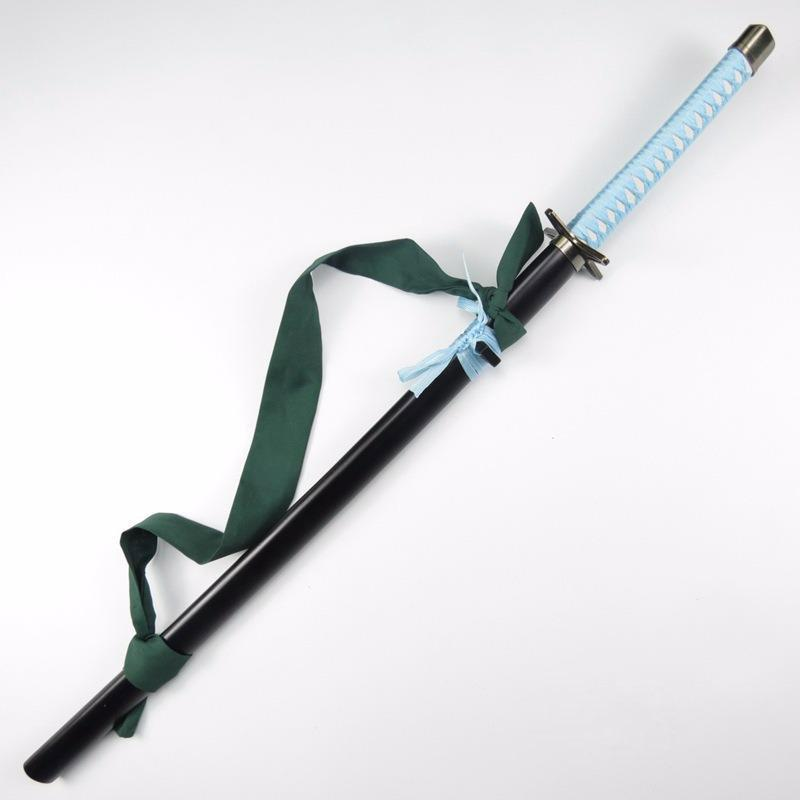 100 Cm Wooden Sword Cosplay Wood Knife For Animation Props Children's Outdoor Toys Gifts For Children Wooden Toys