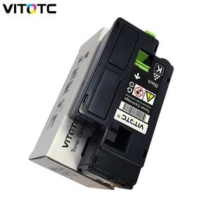Image 3 - 4pcs Toner Cartridge Compatible For Fuji Xerox CP115w CP116w CP225w CM115w CM225w CM225fw Laser Printer Toner With Reset Chips
