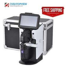 JD2600A Auto Lensmeter cyfrowy Focimeter lensometer 7 ekran dotykowy LCD z PD drukarka UV