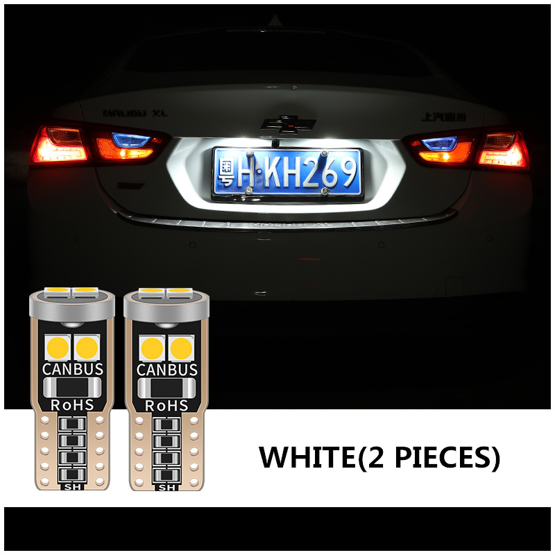 T10 W5W <font><b>LED</b></font> CANBUS Car Parking Clearance Lights For <font><b>Mazda</b></font> 3 6 CX-5 323 5 CX5 2 626 Spoilers MX5 CX 5 GH CX-7 GG CX3 <font><b>CX7</b></font> RX8 image