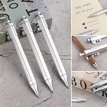 New Multifunction 0.5mm Gel Ink Pen Vernier Caliber Roller Pen Stationery Ball Point School Office Writing Supplies Gifts