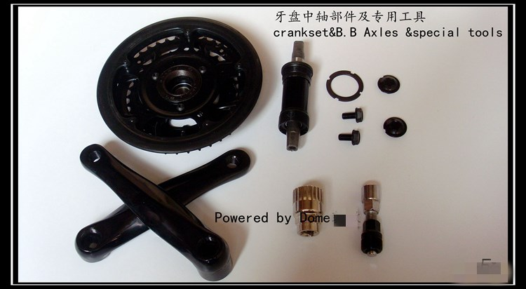 Kit de Conversion de moteur de vélo électrique 24 v/36 v/350 w Kit de Conversion de moto électrique moteur Ebike Bicicleta Eletrica