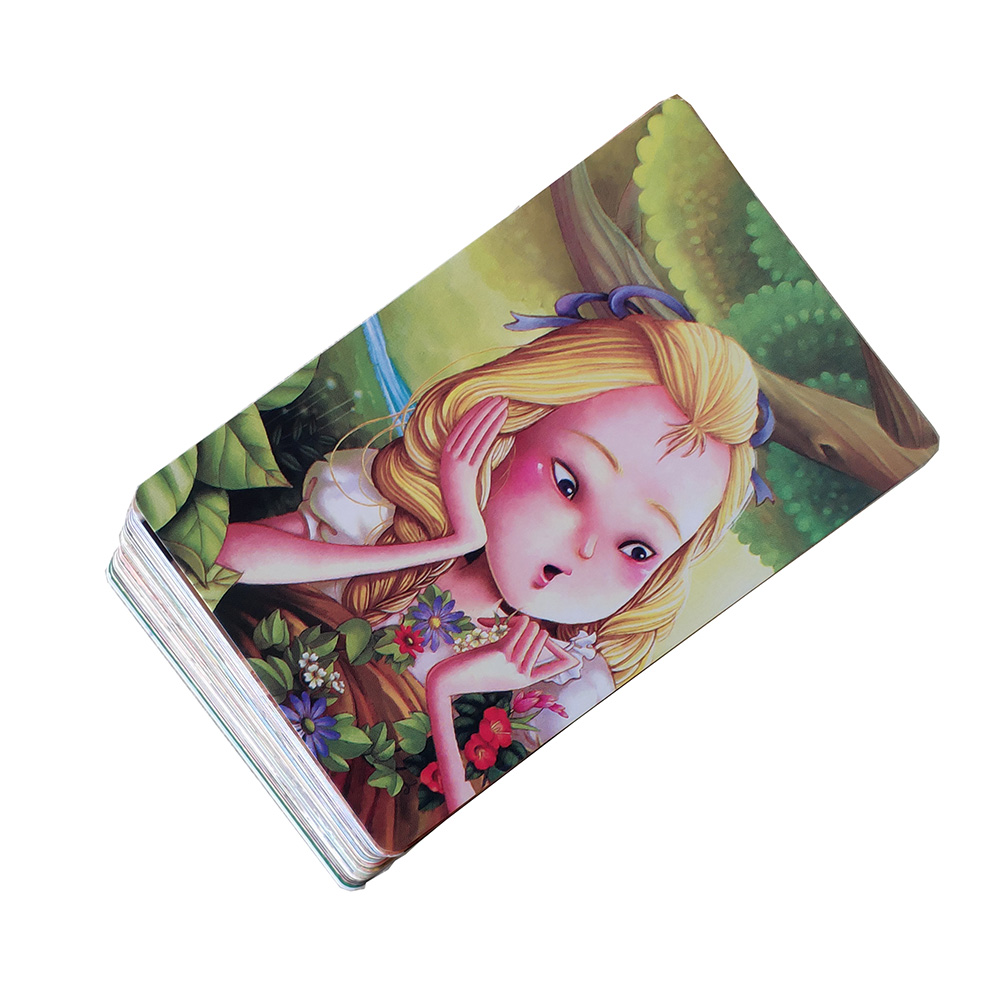 New DD-- Mini Dixit Cards Game Deck 11 Serenity 78 Cards For Kids Education Gifts Family Party Fun Board Game