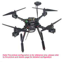 Flyroun F450 LX350 450 Quadcopter MultiCopter Frame kit APM 2.8 m8n GPS Shock Absorber Power Module sunnysky 2212 Motor 30A ESC