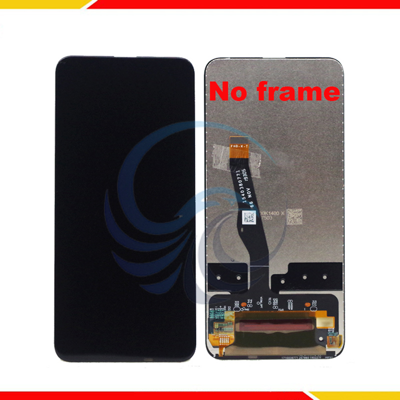 For Huawei Y9 Prime 2019 LCD Display Touch Screen Digitizer Assembly parts For Huawei P Smart Z STK-LX1 LCD