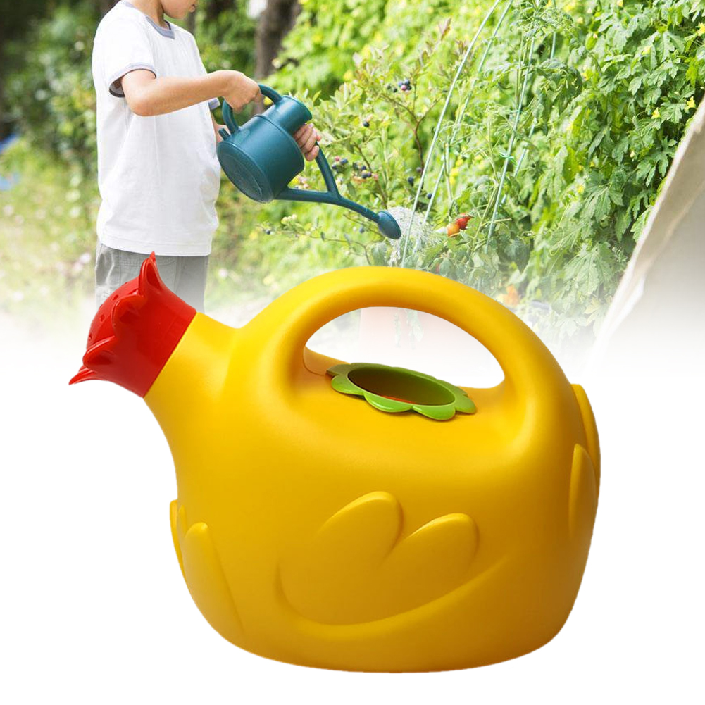 Watering Can Toy Non Toxic Bathroom Sand Outdoor Home Practical Children Gift Beach Bath Cute Cartoon Portable Educational Funny