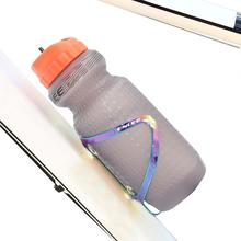 Bicycle Water Bottle Cages, Colour Aluminum Lightweight Resistant Alloy Holder For Outdoor Cycling