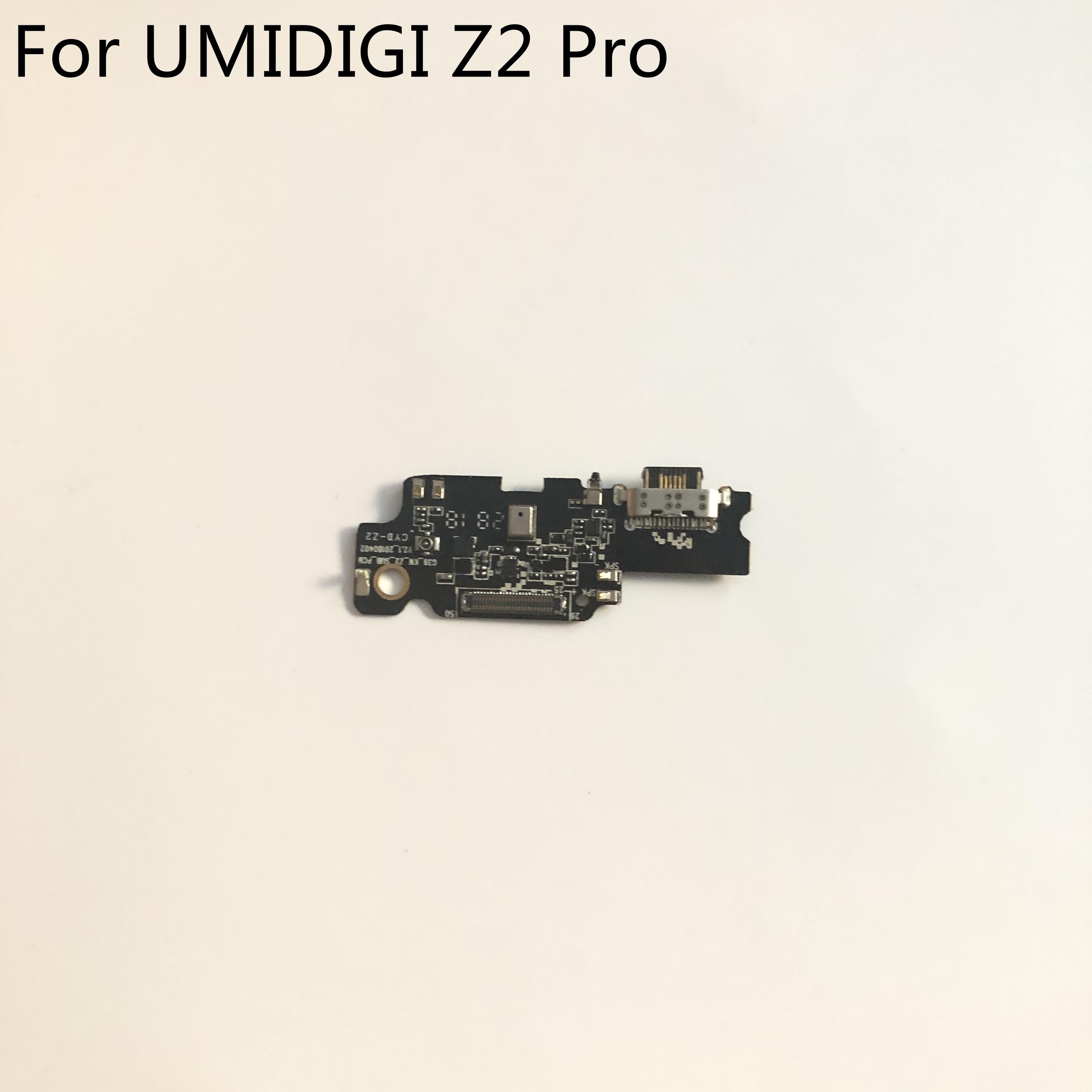 UMIDIGI Z2 Pro Used USB Plug Charge Board For UMIDIGI Z2 Pro MTK6771 Helio P60 6.2