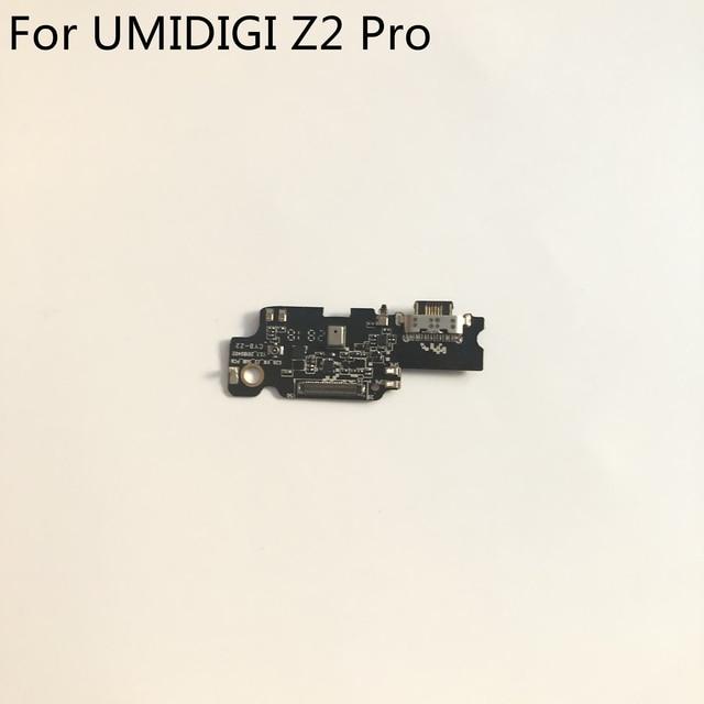 """UMIDIGI Z2 Pro Verwendet USB Stecker Lade Board Für UMIDIGI Z2 Pro MTK6771 Helio P60 6.2 """"2246x1080 freies Verschiffen"""