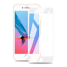 Tempered glass for iPhone 7 Plus 9D full screen protective film mobile phone accessories