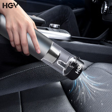 Car-Vacuum-Cleaner Strong-Suction 5000pa Handheld Rechargable Wireless HEPA HGV Absorbing-Pressure