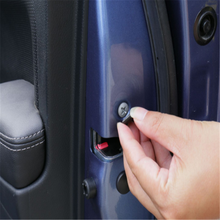 12Pc Car Door Lock Screw Protector Cover For Citroen Picasso C1 C2 C3 C4 C4L C5 DS3 DS4 DS5 DS6 Elysee C-Quatre C-Triomphe
