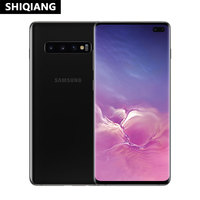 Used Unlocked Original Samsung Galaxy S10 Cell Phones Global Version Android Mobile Phones 8+256G LTE 6.1inch Smartphones