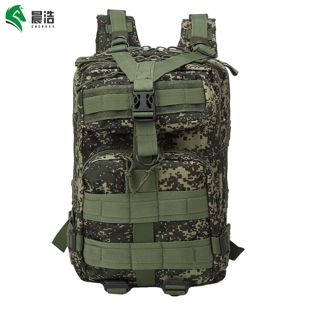 New Style Tactical Backpack 3P Attack Packets Outdoor Camouflage Multi-functional Backpack Army Fans Mountain Climbing Hiking Ba