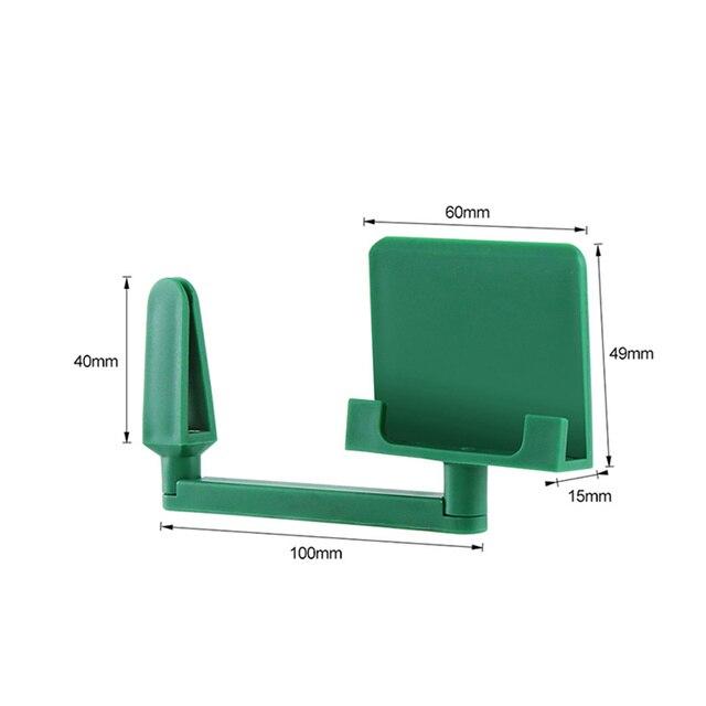 1 Pcs Phone Plastic Adjustable Fixture Holder For IPhone For Samsung S7 LCD Screen Repair Mobile Phone Disassemble Repair Tool 4