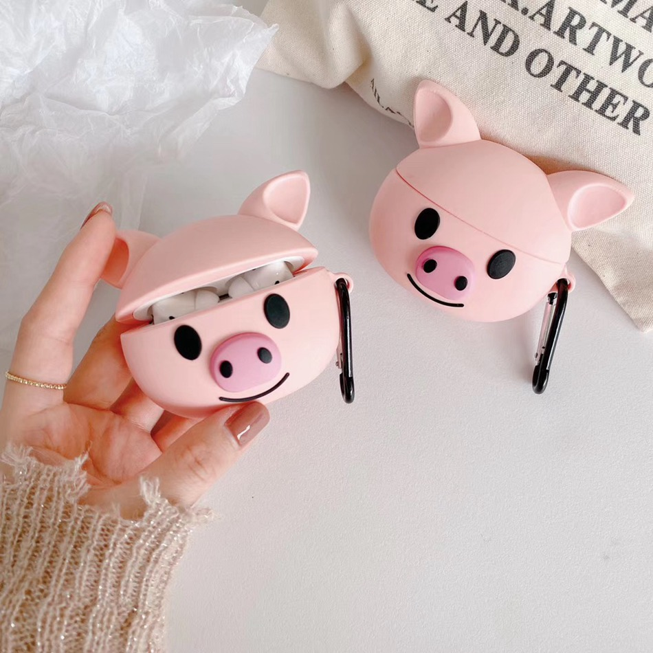 Cartoon Silicone Case for AirPods Pro 211
