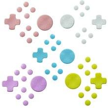 Joycon funda protectora ABXY X para Nintendo Switch NS, funda de protección de botón Dpad de piel Joy con, tecla de dirección de movimiento