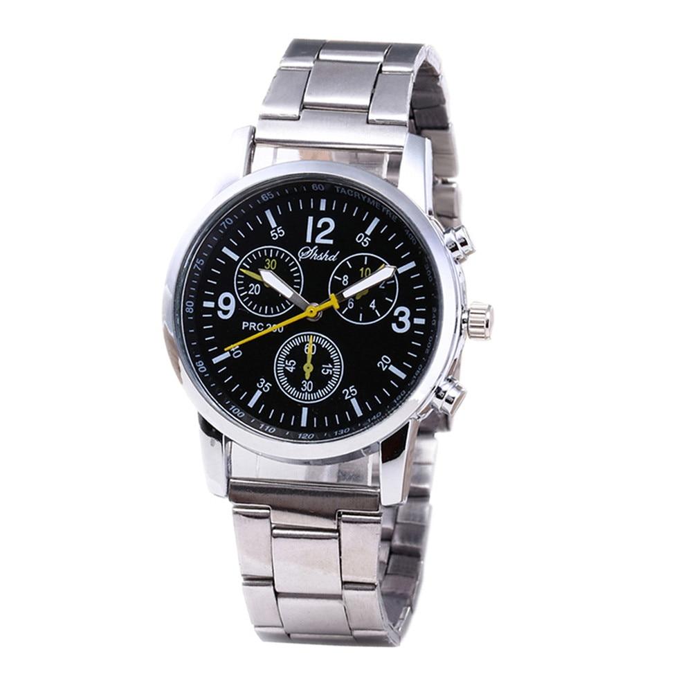 Steel Band  Watch Men Casual Quartz Analog  Watches Mens 2019 Minimalist Bracelet Colock  Relogio Masculino Dropshipping F1016