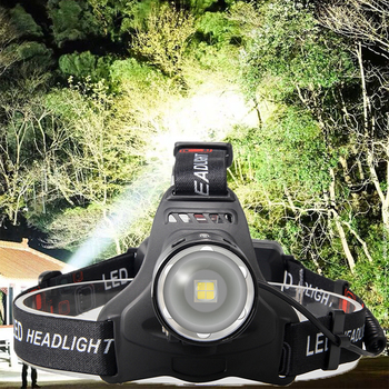8000LM XHP70.2 LED Headlight Powerful Fishing Lamp usb rechargeable xhp50.2 superbright Adjustable zoom Headlamp