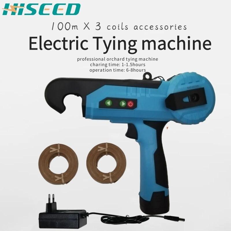 CE certifikát sadový elektrický vázací stroj a zahradní - Sady nástrojů - Fotografie 3