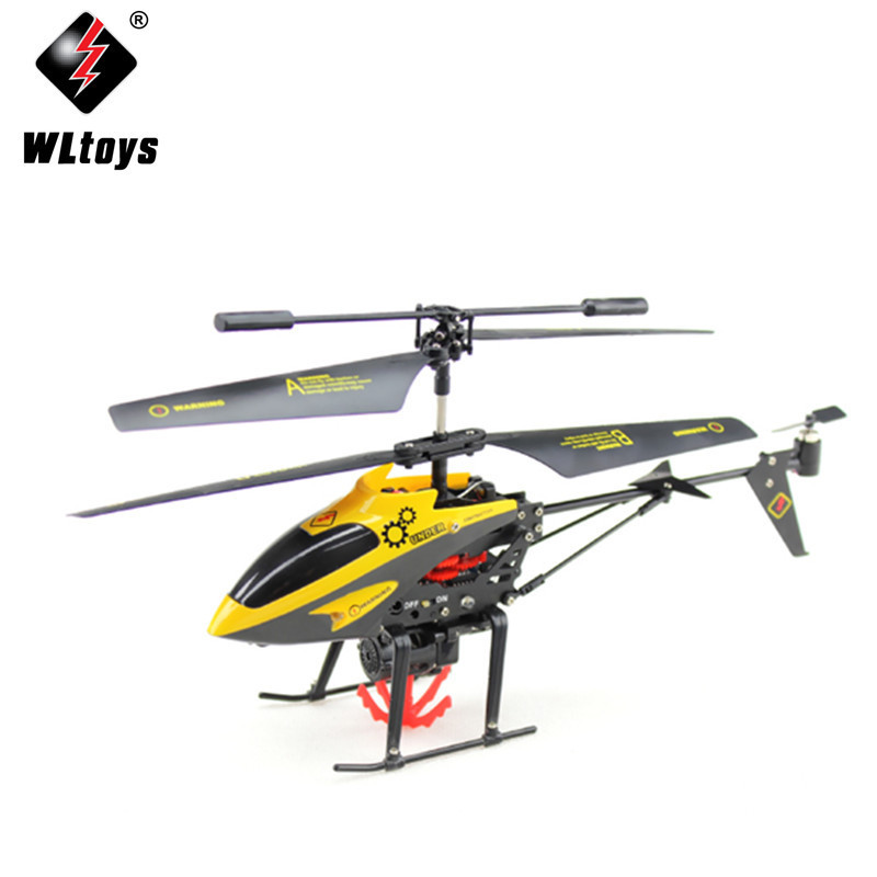 Weili V38 Basket 3.5 Channel Small Remote Control Helicopter Unmanned Aerial Vehicle Model Airplane CHILDREN'S Toy Gift