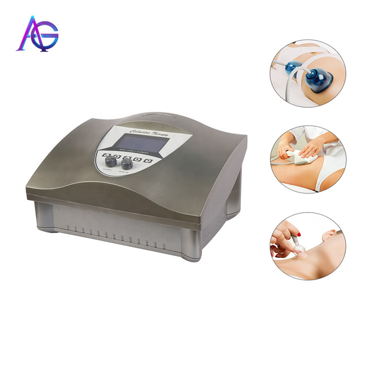Adg Portable Starvac SP2  Vacuum Therapy Machine For Skin Tightens, Restores Elasticity And Weight Loss
