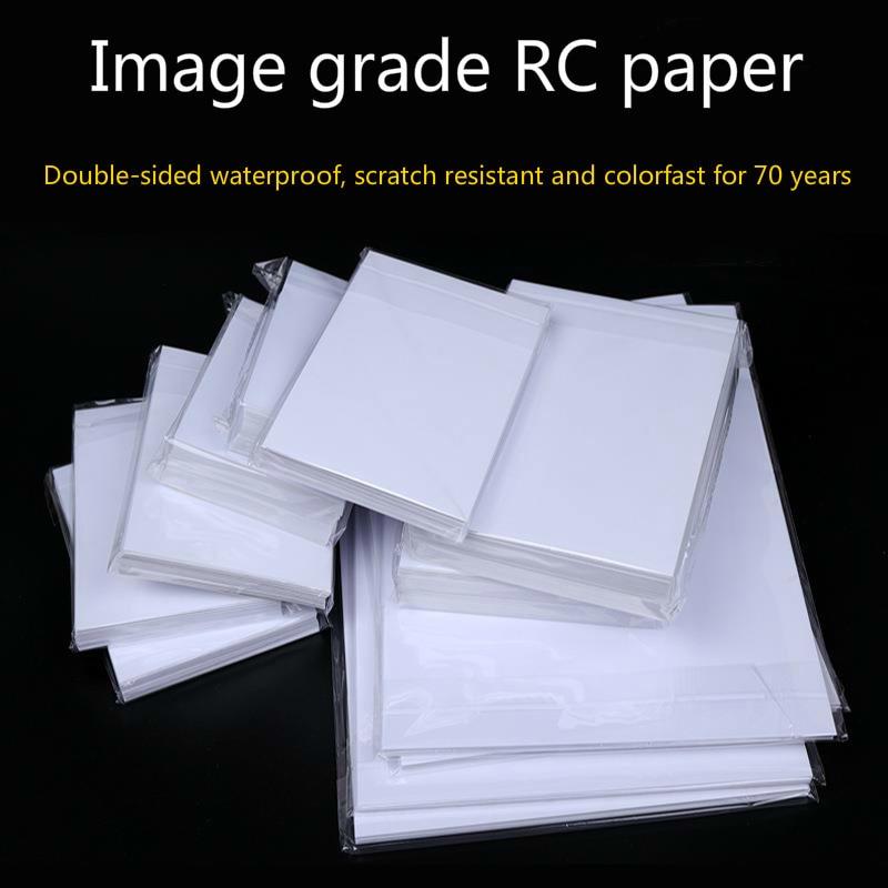 Rc Paper 6 Inch 5 Inch 7 Inch A4 Photo Paper 8 Inch 10 Inch A6 Waterproof High Light Down Noodles Matting 270g4r. Photo Paper