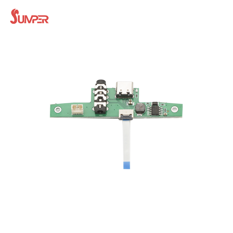 Jumper T16 Radio Transmitter Folding Handle USB-C Charge Board Upgrade Into Chargable SD Card Slot PCB New Top Bracket RC Drone
