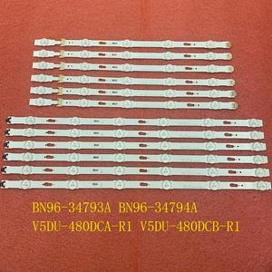 Image 1 - 12pcs LED backlight strip for UE48JU6500 UE48KU6400 UE48KU6500 UE48JU6400 UE48JU6000 UE48MU6000 UE48JU6440 UE48JU7800 UE48JU6770