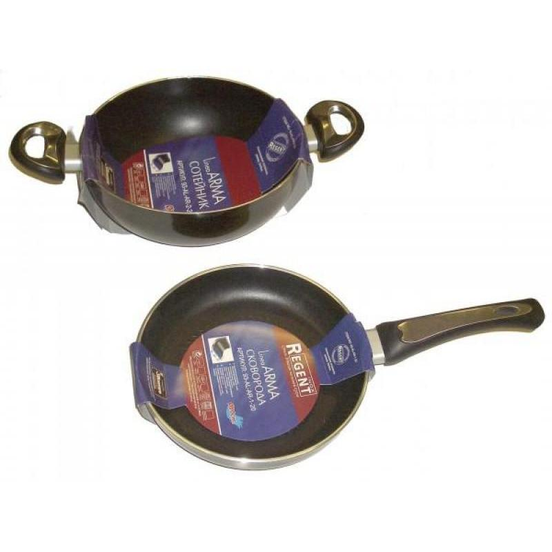 Frying Pan REGENT INOX, ARMA, 20 Cm