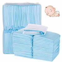 20/40/100 stücke Baby Pflege Pad Einweg Windel Papier Matte für Erwachsene Kind baby Saugfähigen Wasserdichte Windel ändern Matte