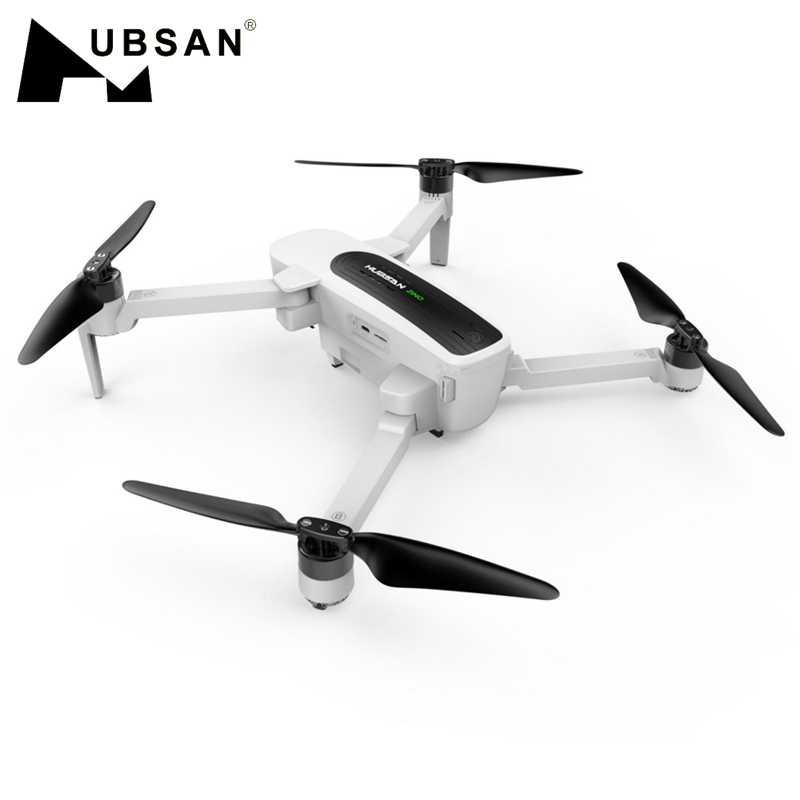 Hubsan H117S זינו GPS 5G WiFi 1KM FPV עם 4K UHD מצלמה 3 ציר Gimbal RC drone Quadcopter BNF גרסה
