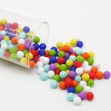 Baby Toy Pacifier-Chain Silicone Beads Jewelry Chewable Food-Grade Bpa-Free Cute-Idea