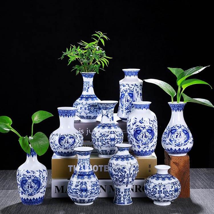 Vintage Home Decor Ceramic Flower Vase 10