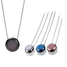 Очиститель воздуха usb Портативное носимое ожерелье негативный