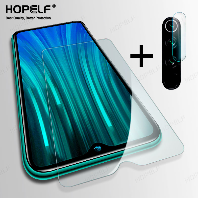 Tempered Glass for Xiaomi Redmi Note 8 7 Pro 7A 8A Glass Screen Protector Camera Lens 8T Glass for Redmi Note 8 Pro 7 Redmi 8 7A(China)