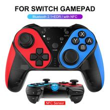 Bluetooth 2.1 Gamepad Cable 3D Joysticks Double Vibration Turbo Wireless With NFC