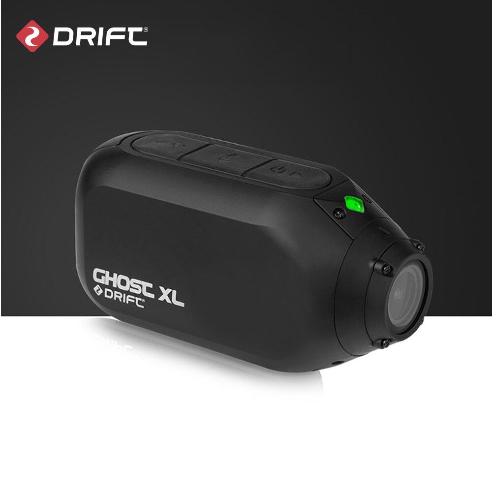 Спортивная Экшн-камера Drift Ghost XL с водонепроницаемым потоком Vlog 1080P, велосипедный шлем для путешествий, Wi-Fi
