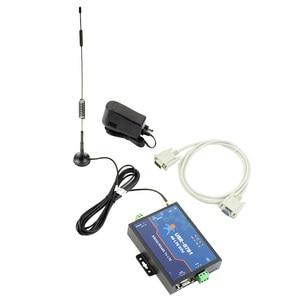 Image 4 - USR G781 Industrial transparent data transmission RS232/RS485 Serial to 4G LTE Modem with Ethernet Port