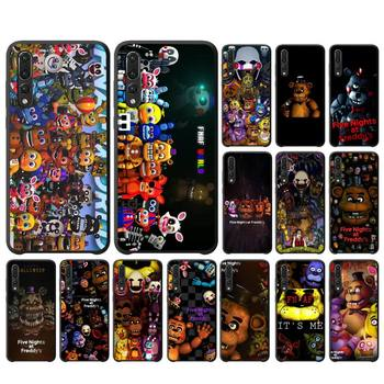 YNDFCNB five nights at freddy's fnaf freddy Phone Case For Huawei P10 20 30 40 Lite P20Pro P30Pro P40Pro Psmart image
