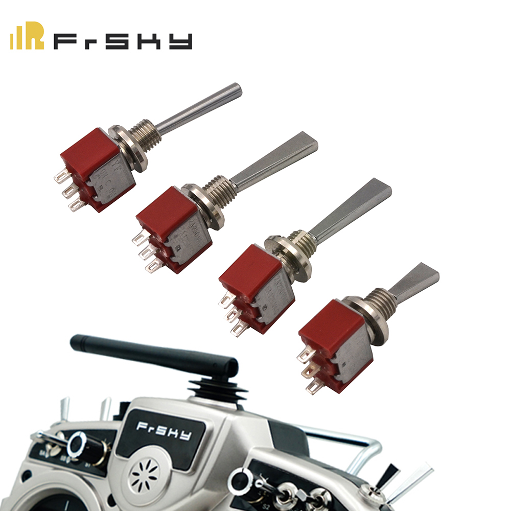 FRSKY TARANIS X9D/X9D PLUS X7/ X9DP2019/ X9 Lite RADIO REPLACEMENT SWITCH AND SCREW NUTS PARTS image