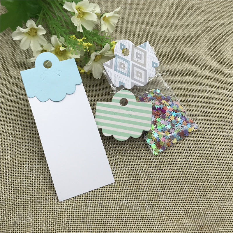 Gift Card Box Pack Bag Topper Head Handle Metal Cutting Dies Craft Stamps Die Cut Embossing Card Make Stencil Frame Art Cutte