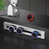Presa a binario di alimentazione KXN presa a muro con prolunga elettrica di superficie serie P2 con adattatori/spine a LED per ufficio di cucina domestico
