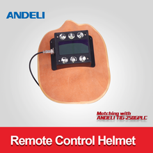 ANDELI Remote Control Auto Darkening Welding Helmet Cold welding Mask Matching with ANDELI TIG-250GPLC Cold Welding Machine